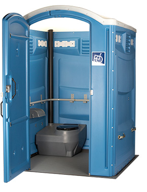 Rental Portable Toilets description size u0026 weight All American