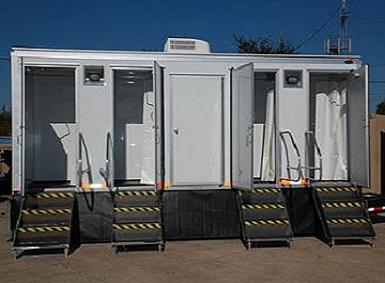Shower Trailers Amp Showers With Restroom For Rent All